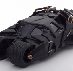 1:24-Batmobile-film The Dark Knight-2008-crni-Jada