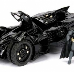 1:24-Batmobile-film Arkham Knight-2015-crni-Jada