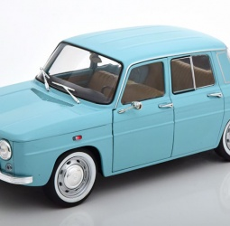 1:18-Renault 8 Major-1964-1967-tirkizni-Solido