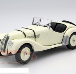 1:18-BMW 328 Roadster-1936-1940-bež-Minichamps