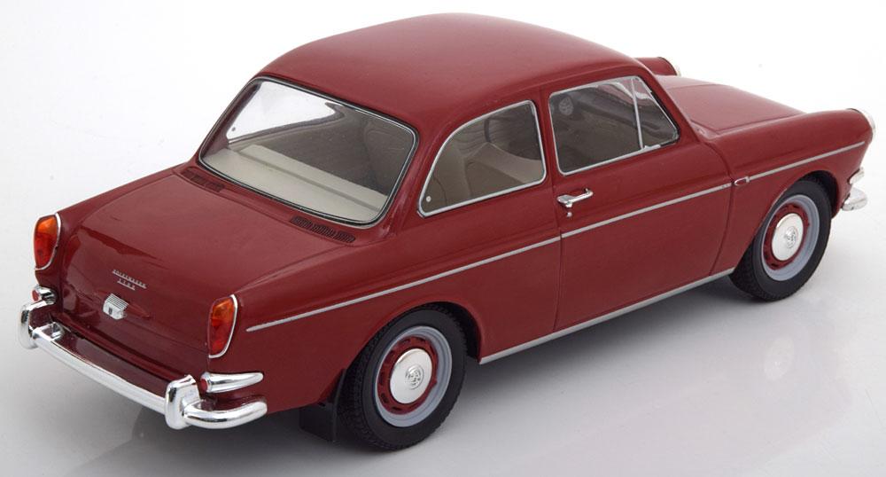 Roberts Auto Group >> 1:18-Volkswagen Type 3 1500 S-1963-1969-crveni-Model Car Group