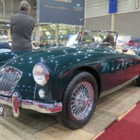 MG MGA 1500 Mark I Kabriolet