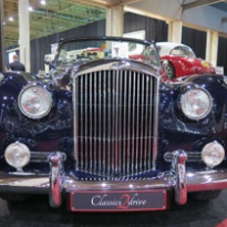 Bentley S 1 Special DHC (Drop Head Kupe) H. J. Mulliner