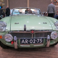 MG MGB Kabriolet Mark I 1800