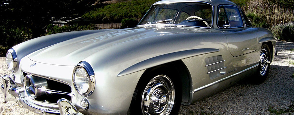 Mercedes-Benz 300 SL Gullwing-1955
